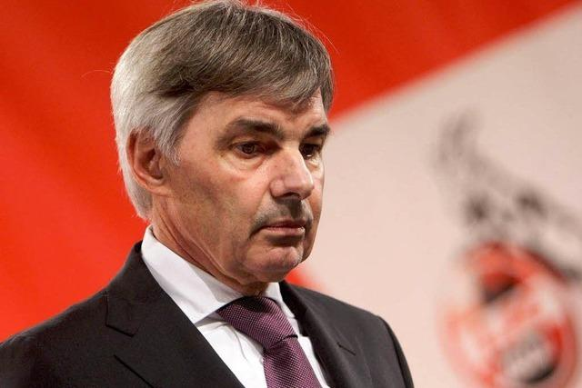 1. FC Köln feuert Manager Michael Meier