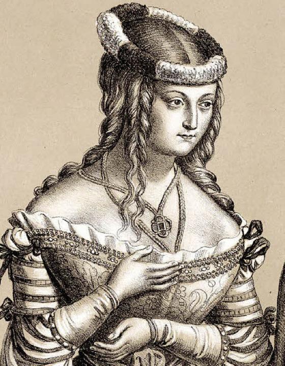 Katharina von Burgund  | Foto: privat