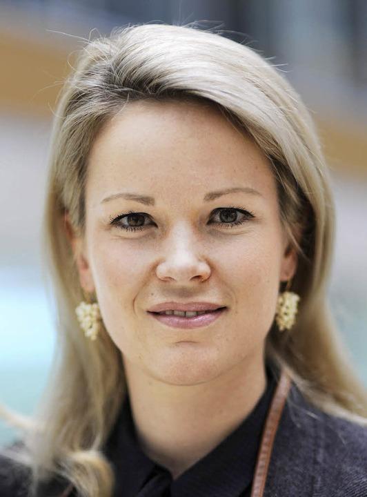 Stephanie zu Guttenberg  | Foto: DPA