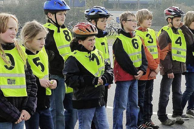 Unsere Fahrradprüfung