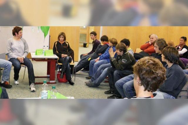 Sommerbergschule: Eltern stellen ihre Berufe vor