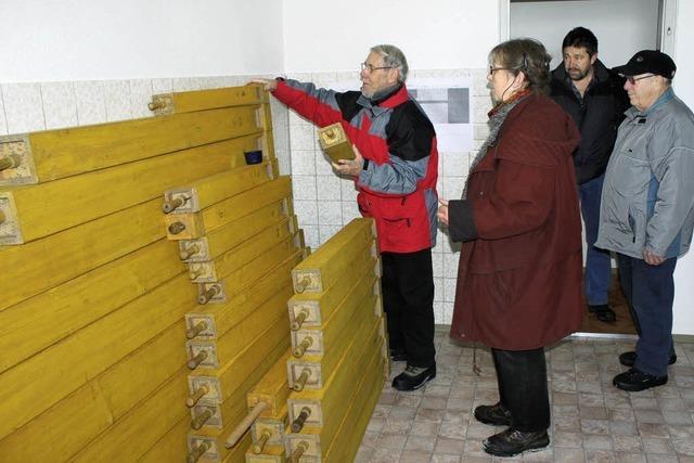 Alte Pfeifen für die neue Orgel