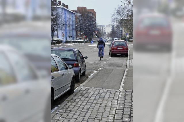 Vom Nutzen der Radwege