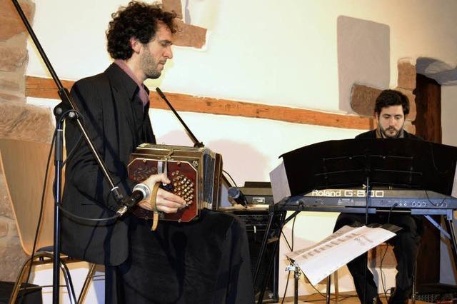 Tango Argentino als eigene Musikrichtung fesselt
