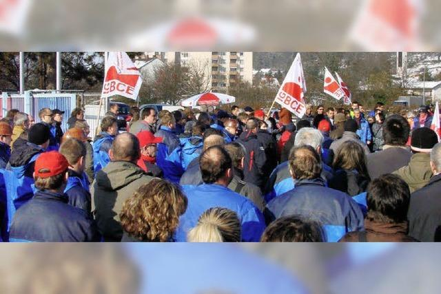 BASF-Mitarbeiter kämpfen weiter