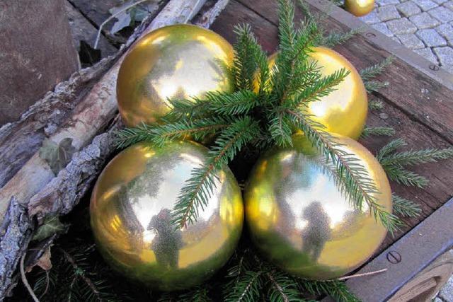 WEIHNACHTSMARKT: St. Blasien bittet zum Weihnachtsmarkt