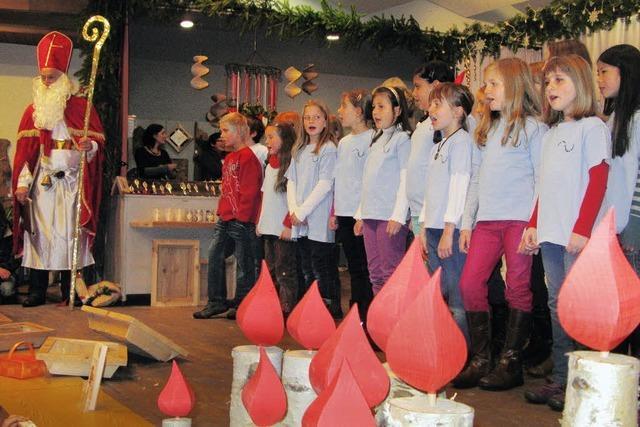 Der Weihnachtsmarkt hat treue Fans