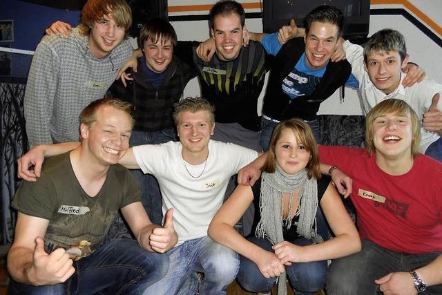 Frischer Wind in der Jugendgruppe Adelsberg