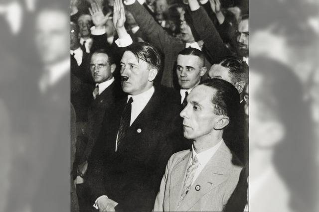 Die Legende vom Propaganda-Genie Goebbels