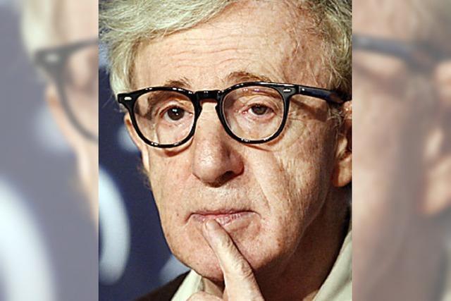 Woody Allen wird heute 75 Jahre alt