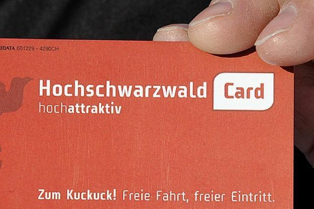 Schwarzwald: Neue Gästekarte startet heute