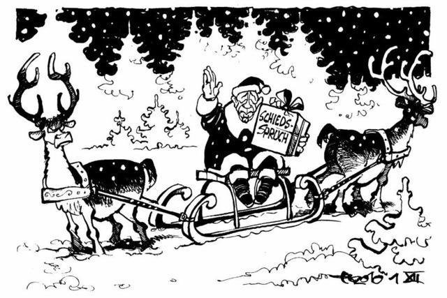 Stuttgarter Weihnachtsmann