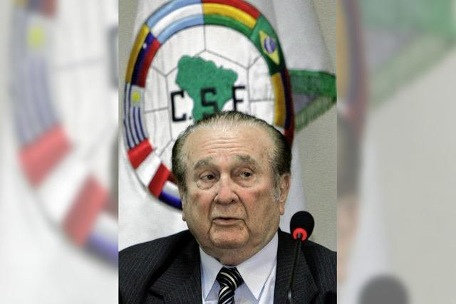 Fifa: aussitzen statt aufklären