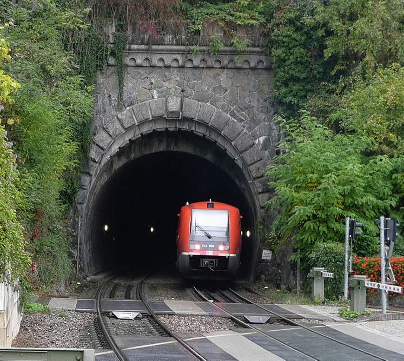 Der Rappensteintunnel ist eine Problemzone der Elektrifizierung.   | Foto: Baumgartner
