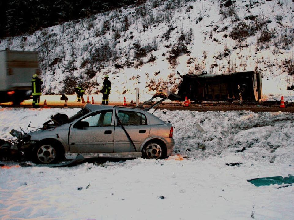 Unfall Ortenau Heute