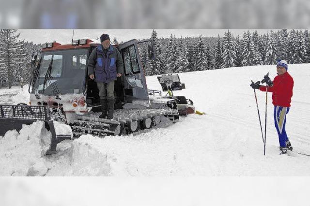 Freie Bahn für Wintersport