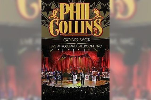 Phil Collins neue DVD: Ein Traum von einem Konzert