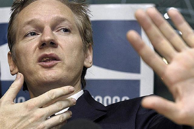 Amazon bremst Wikileaks
