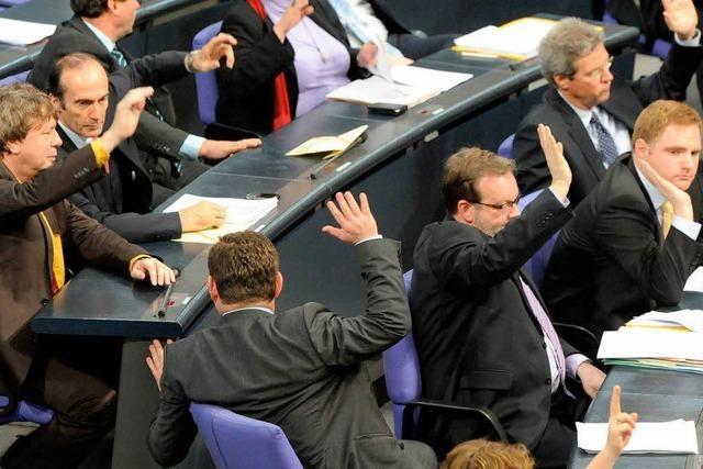 Bundestag beschließt Reform der Sicherungsverwahrung