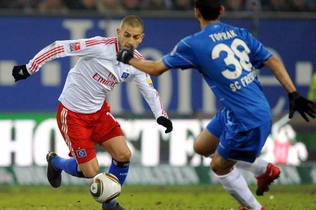Petric fällt gegen den SC Freiburg aus