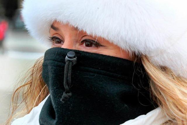 Expertin: Kälte ist ein Gesundheitsrisiko