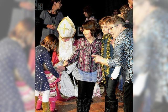 Patrozinium für St. Nikolaus