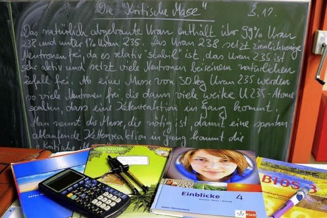 Freiburger Bildungsbericht: Gute Note für die Bildung