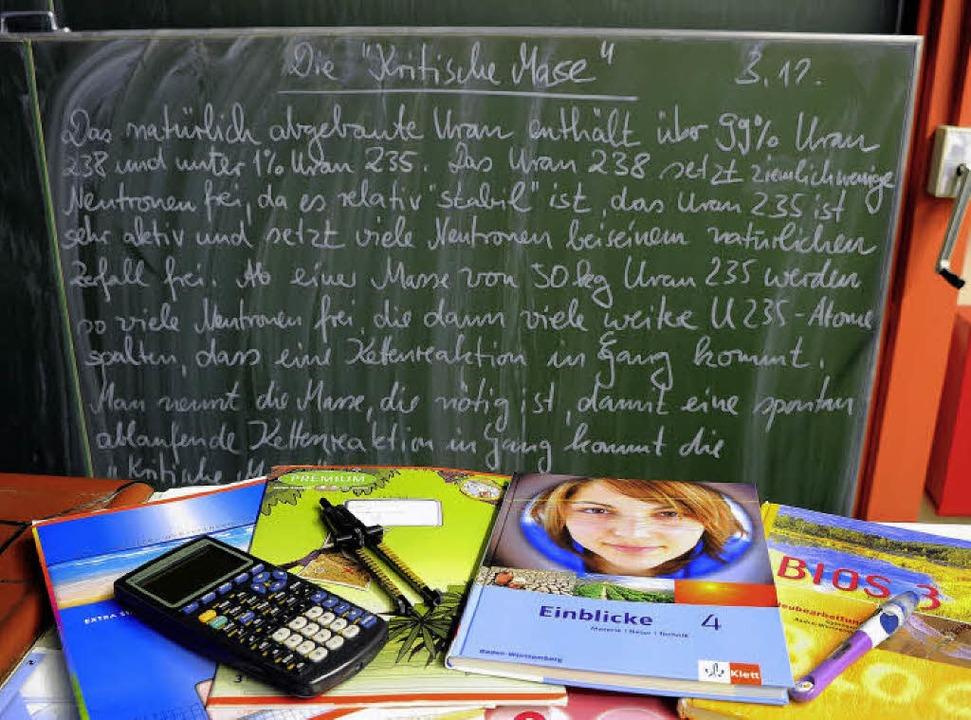 Von kritischer Masse kann keine Rede s...obleme im Bereich Schule sind kleiner.  | Foto: thomas kunz