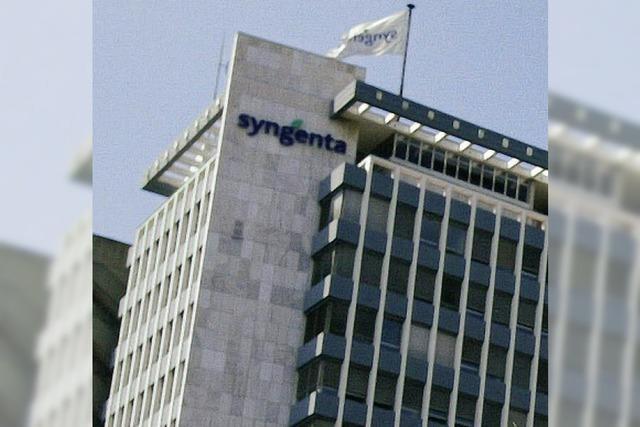 Syngenta bekennt sich zu Basel