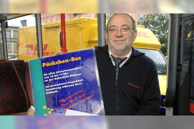 OFFENBURGER ADVENTSKALENDER: Im Advent hat nicht jeder sein Päckchen zu tragen