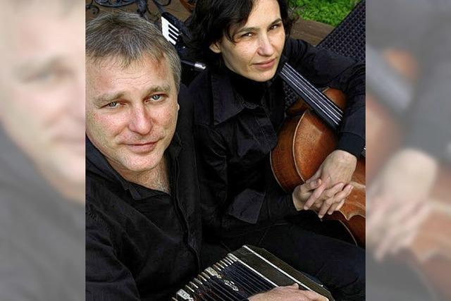 Akkordeon und Cello