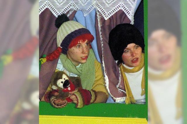 Weihnachtsfest mit Pippi Langstruumpf