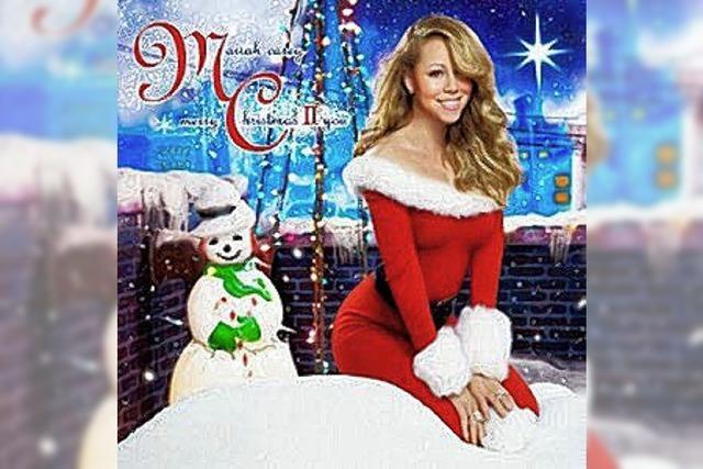 CD: CHRISTMAS I: Mariah im Glück