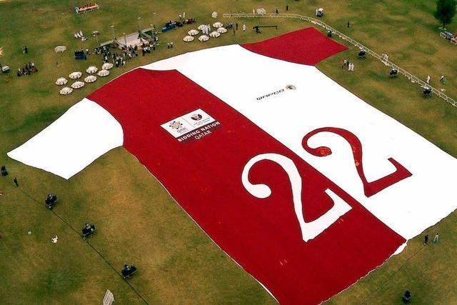 WM in Katar: Fifa hält am Juni-Termin fest