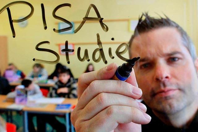Pisa: Deutsche Schulen leicht verbessert