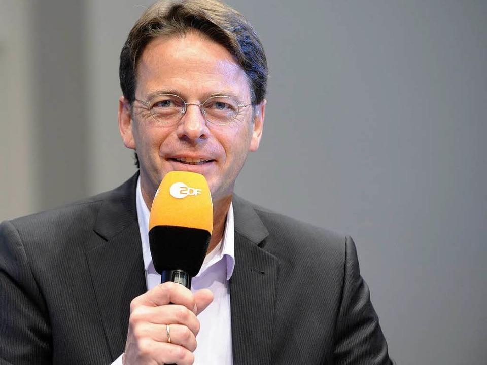 Rudi Cerne moderiert Aktenzeichen XY &...rechen in Südbaden zur Sprache kommen.  | Foto: ZDF/Jürgen Detmers
