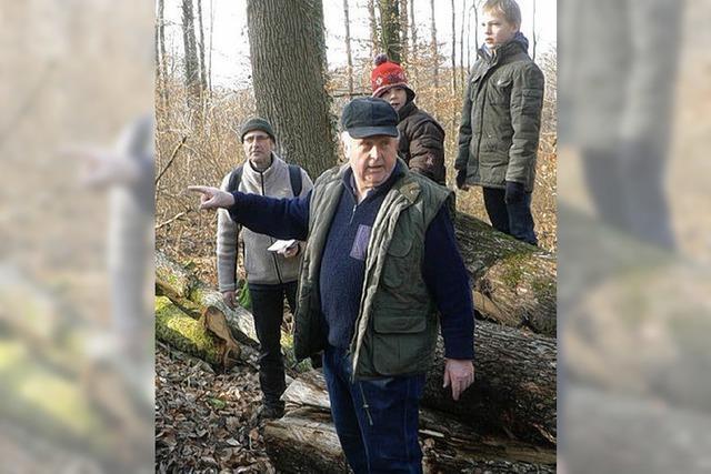 Günter Graser blickt im Ortschaftsrat zurück