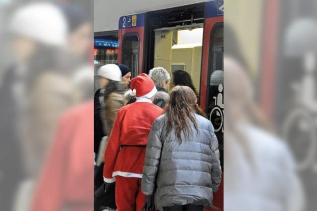 Der Erfolg bremst die Regio-S-Bahn