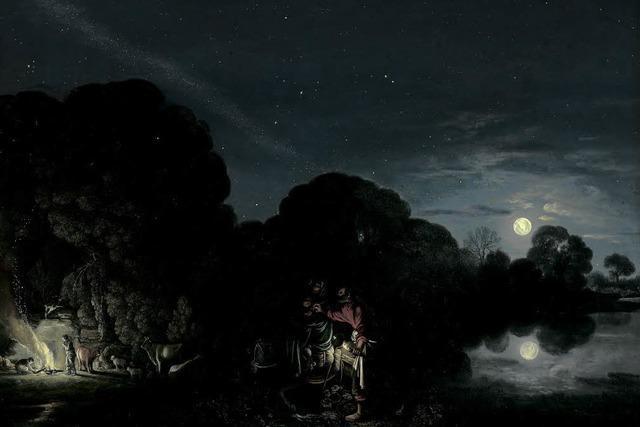 Adam Elsheimer - der wirkliche Himmel