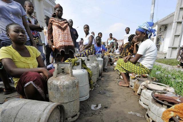 Afrikanische Union bestraft Elfenbeinküste