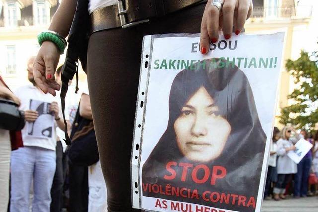 Iran: Hoffnung für die zum Tode verurteilte Aschtiani?