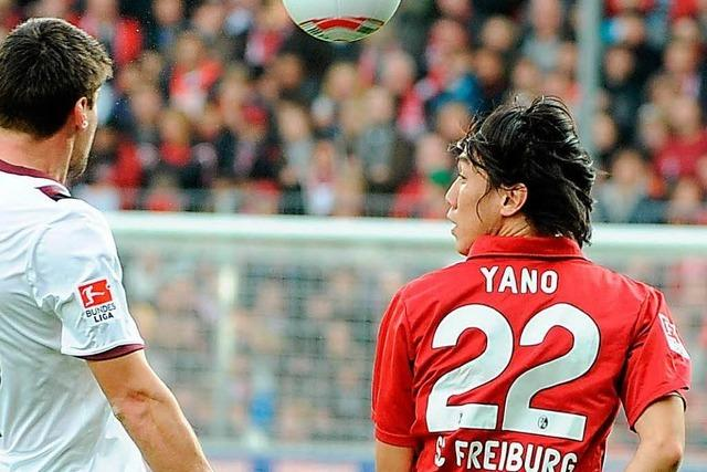 SC Freiburg gegen Mönchengladbach auch ohne Yano