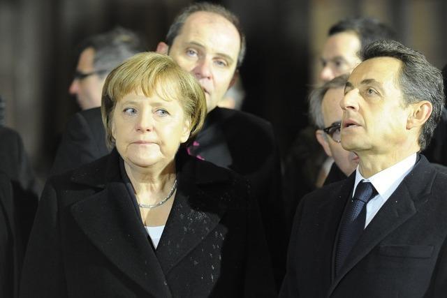 Ticker zum Nachlesen: Deutsch-französischer Gipfel