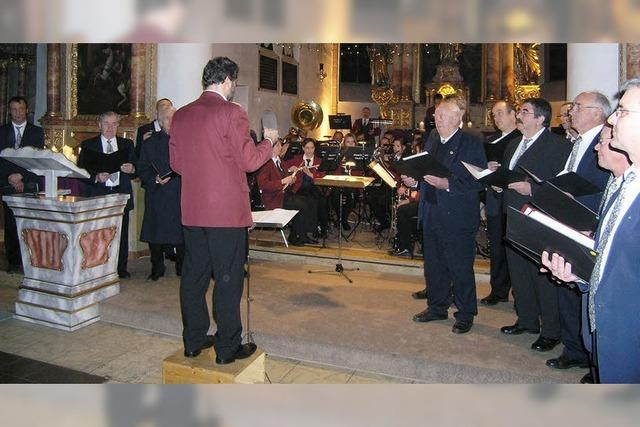 Glanz und Klangfülle in der Hecklinger Andreaskirche