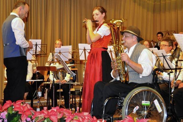 Ensemble und Solisten mit beeindruckender Klasse