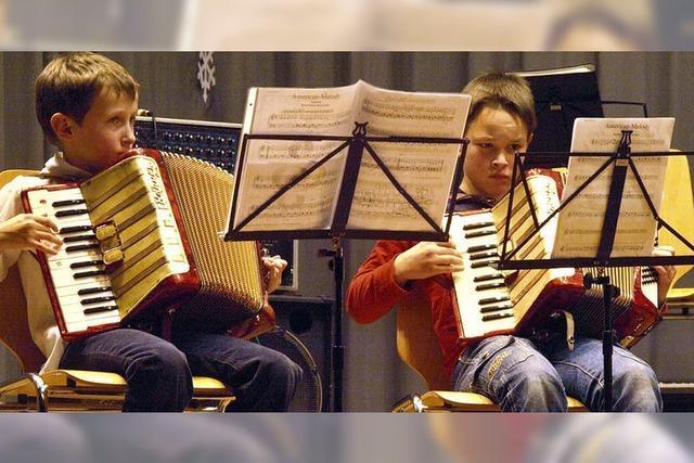 Konzert mit Extra-Schmankerl
