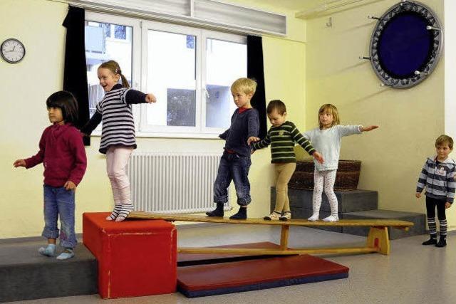 Seit 48 Jahren betreibt die AWO einen Kindergarten in der Hornusstraße