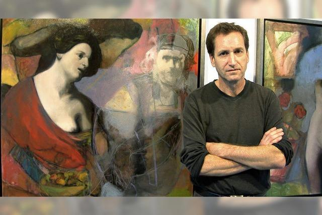 Hommage an Rembrandt auf Wochenend-Besuch