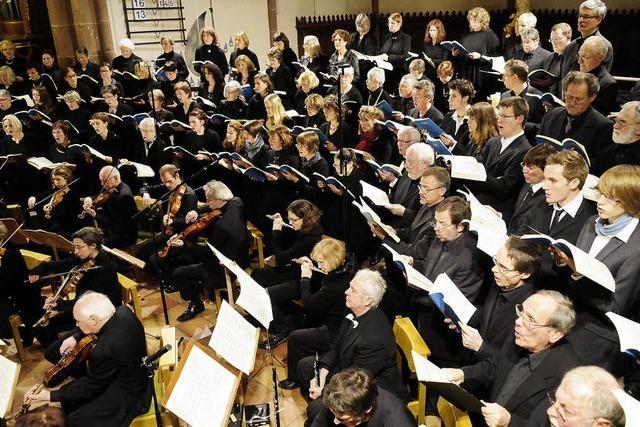 Eine Musik der Innigkeit des Glaubens