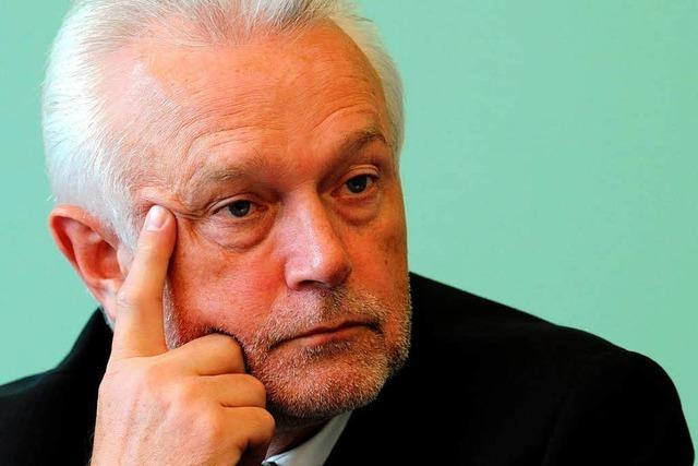 Wolfgang Kubicki warnt vor dem Ende der FDP